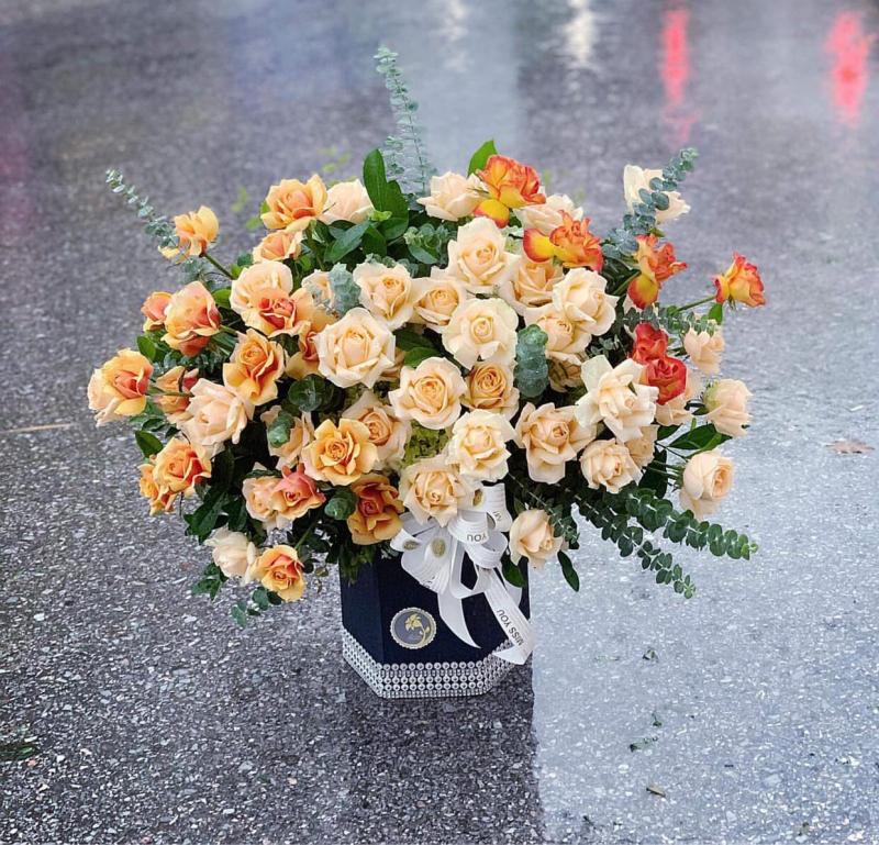 Điện hoa - Tuấn flower
