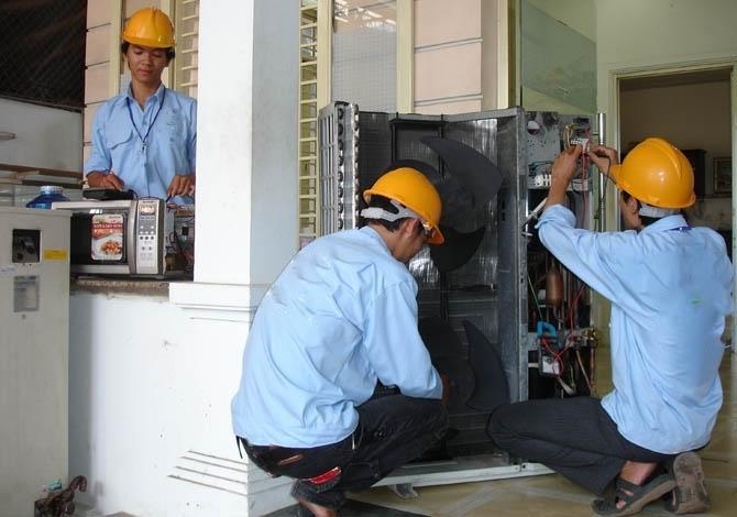 Điện Lạnh 365 - trung tâm dạy nghề sửa chữa điện lạnh uy tín
