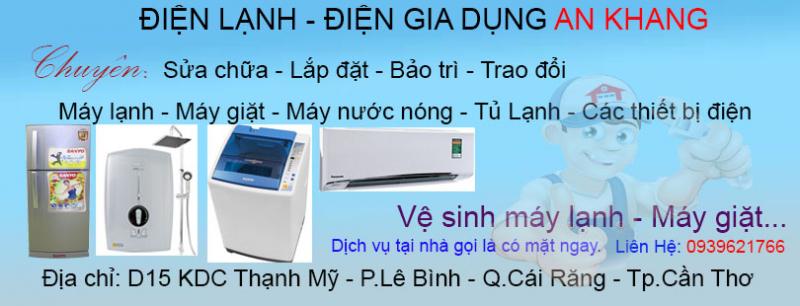 Điện Lạnh - Điện Gia Dụng An Khang