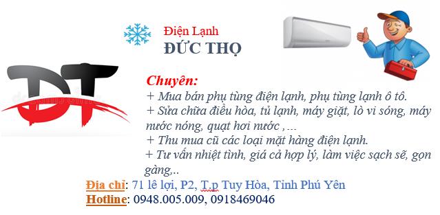 Điện Lạnh Đức Thọ Phú Yên