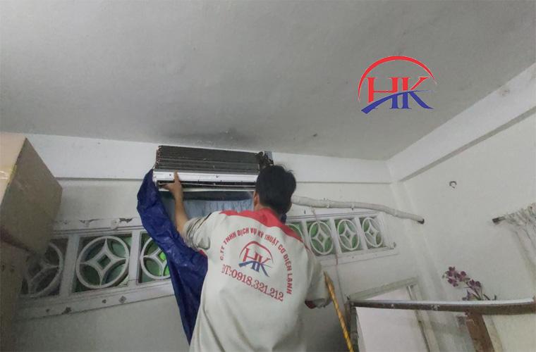 Hơn 5 năm cung cấp các dịch vụ sửa điện lạnh tại TPHCM, Điện Lạnh HK tự tin đem đến cho quý khách hàng dịch vụ sửa máy lạnh tphcm chuyên nghiệp và tối ưu nhất!