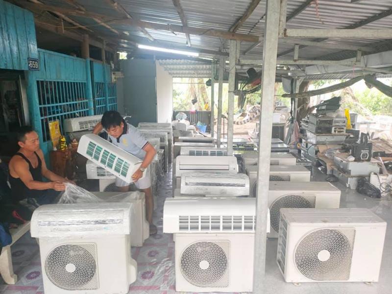Không chỉ riêng máy giặt, Điện lạnh Minh Triết còn cung cấp dịch vụ các thiết bị điện lạnh khác