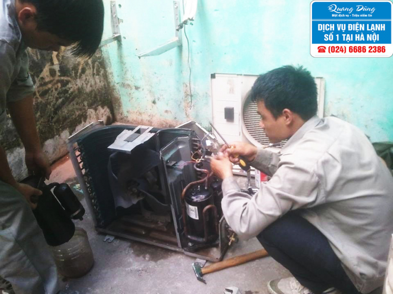 Điện lạnh Quang Dũng