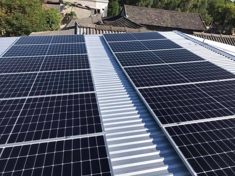 Điện Mặt Trời Đà Nẵng - Sunrise Solar