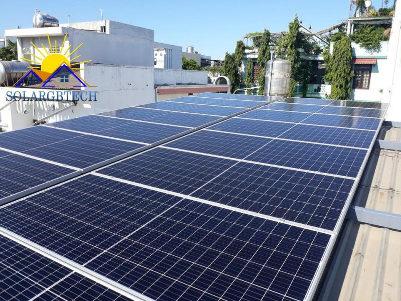 Điện Năng Lượng Mặt Trời GBTech