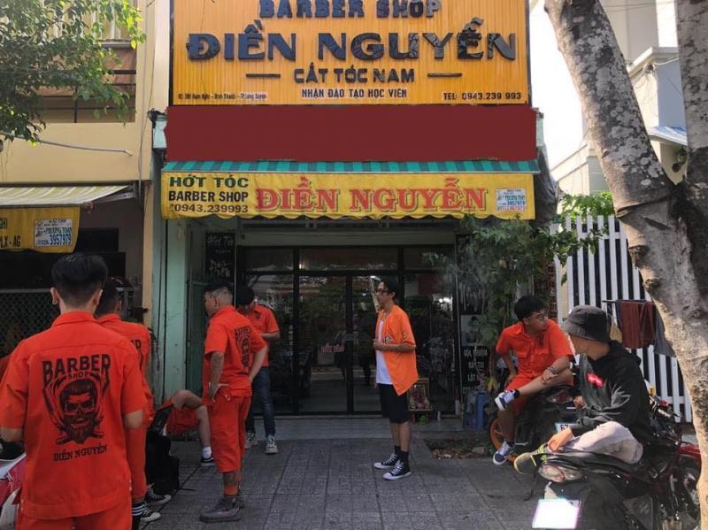 Điền Nguyễn BarBer Shop