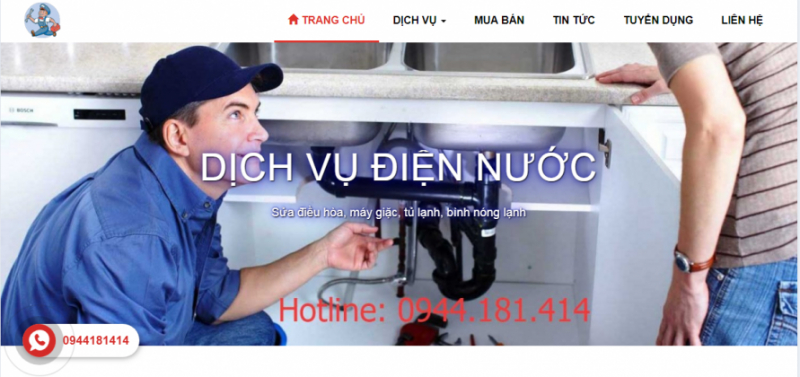Điện nước - Điện lạnh Đức Tín