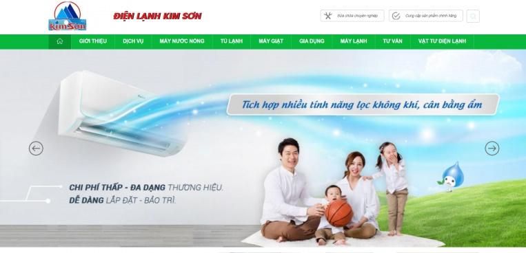 Điện nước Kim Sơn