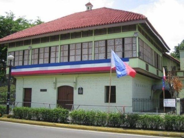 Điện thờ Rizal