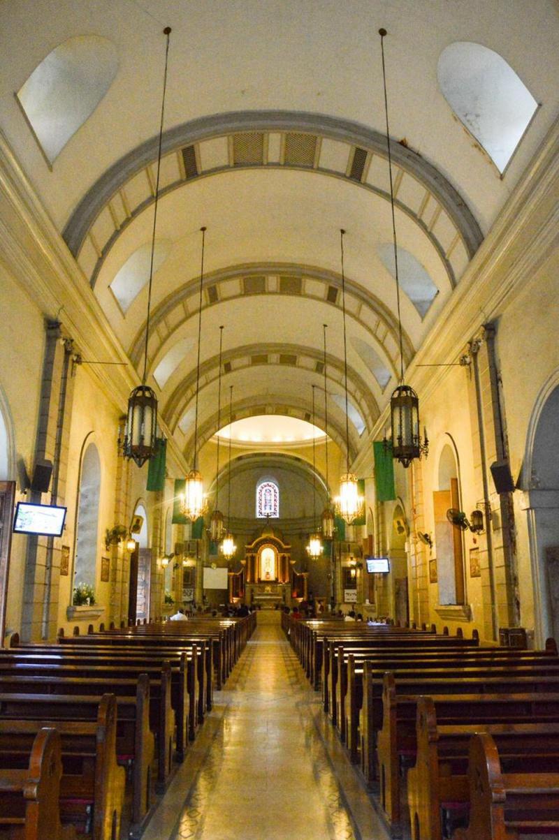 Bên trong điện thờ Rizal (Ảnh minh họa)