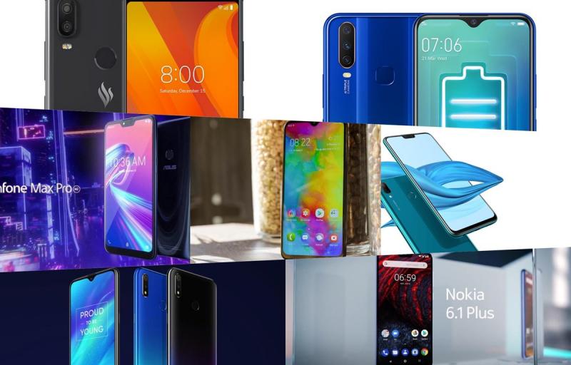 Top 10 Điện thoại dưới 5 triệu tốt nhất 2019