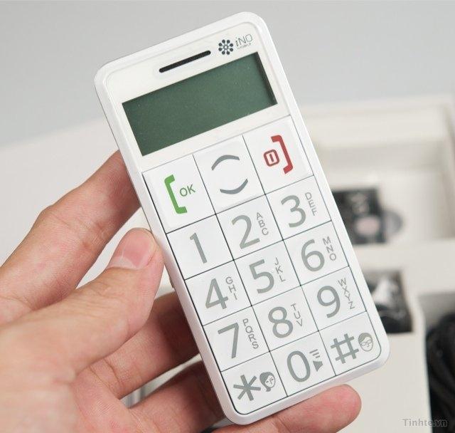 Điện thoại iNo CP09 - Chiếc điện thoại cho người già phù hợp nhất