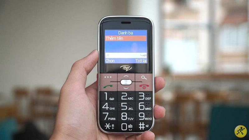 Điện thoại Itel it2590