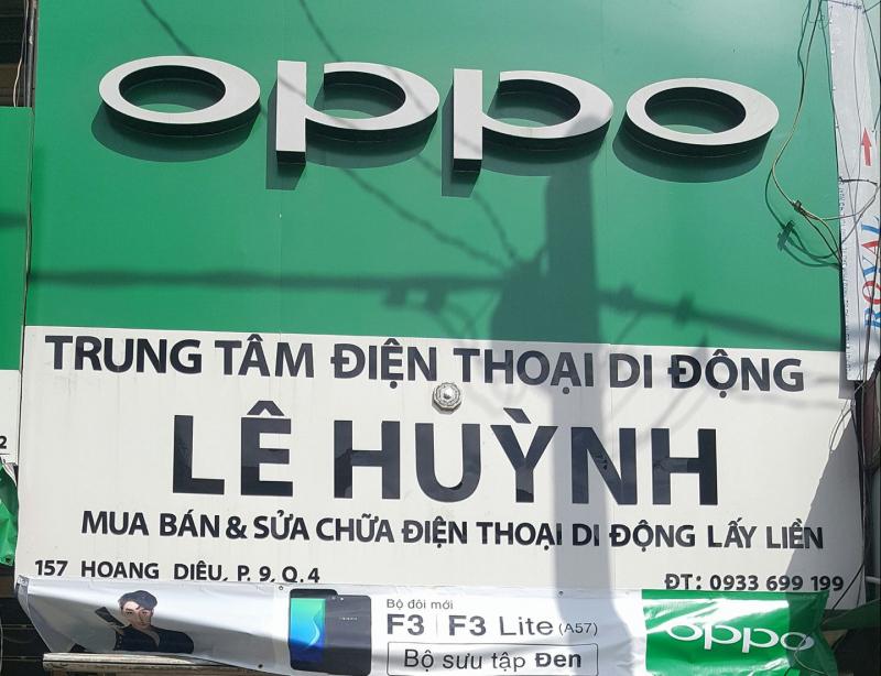 Điện Thoại Lê Huỳnh