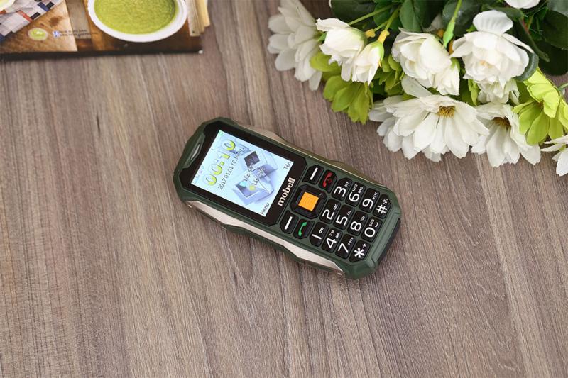 Điện thoại Mobell Rock 3
