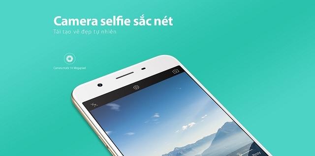 selfie sắc nét