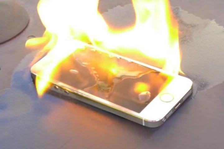 Smartphone quá nóng