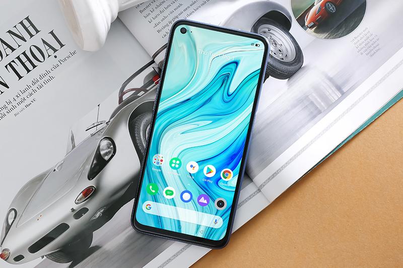 Điện thoại Realme 7