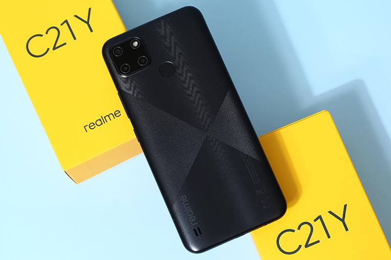 Điện thoại Realme C21Y 4GB
