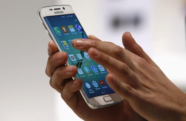 Điện thoại Samsung bị liệt cảm ứng