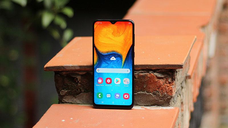 Điện thoại Samsung Galaxy A20s 64GB