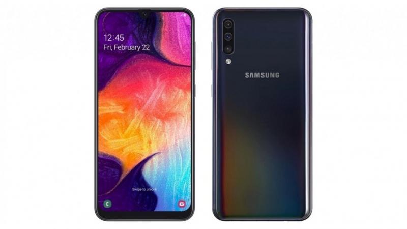 Điện thoại Samsung Galaxy A50 64GB