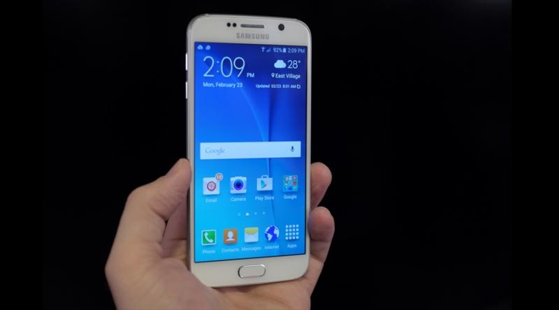 Samsung Galaxy S6 - Điện thoại Samsung được yêu thích nhất hiện nay