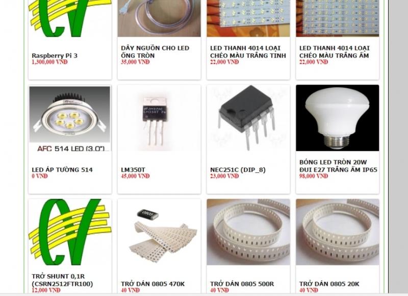 Điện tử Chip Việt
