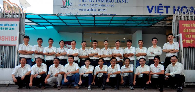 Công Ty TNHH Điện Tử Việt Hoa.