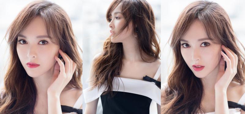 Nhan sắc của diễn viên Đường Yên ở tuổi 35