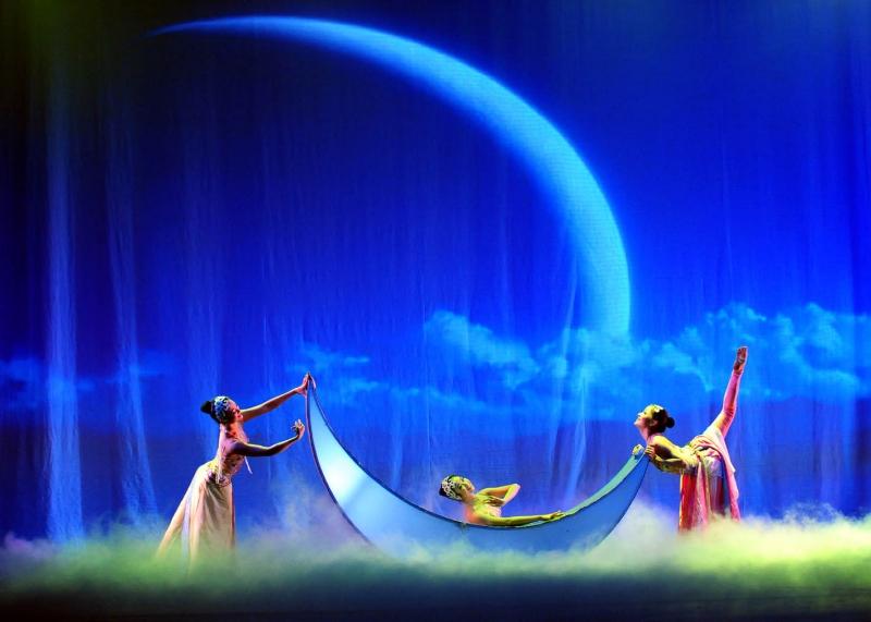 Diễn viên múa là công việc có áp lực cao và dễ gây ra stress