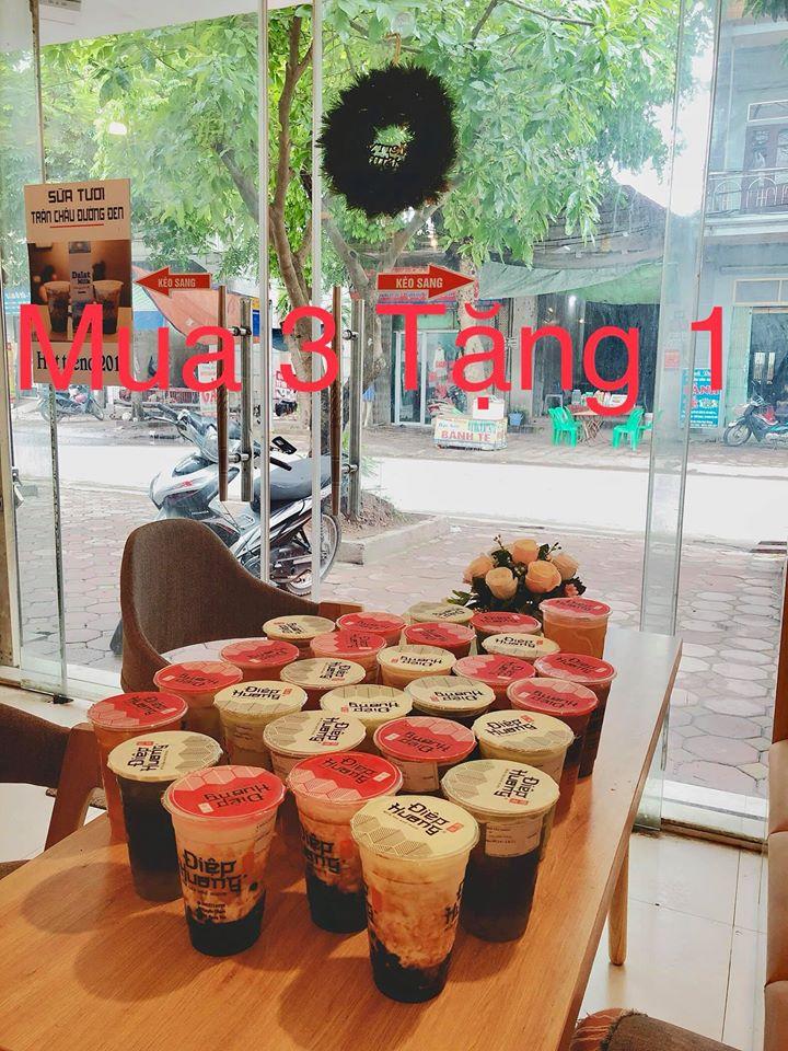 Diep Huong Milk Tea