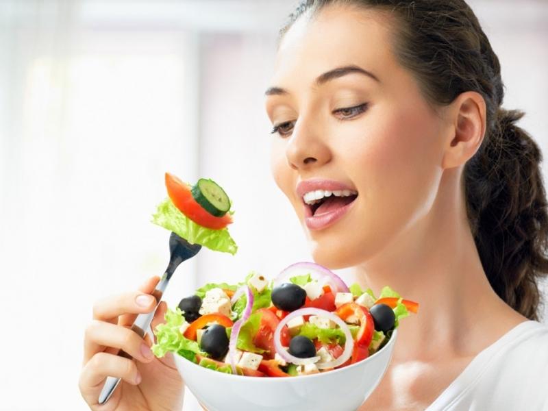 Chế độ ăn uống hợp lý.