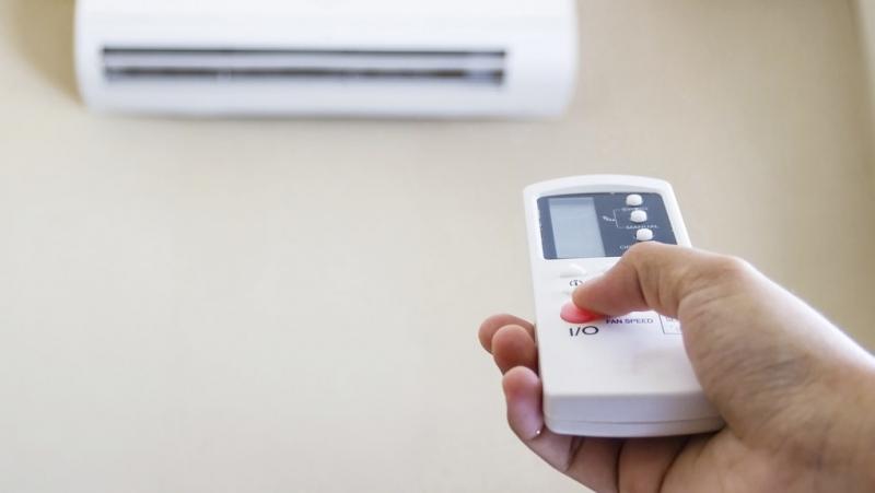 Điều chỉnh nhiệt độ phòng thích hợp