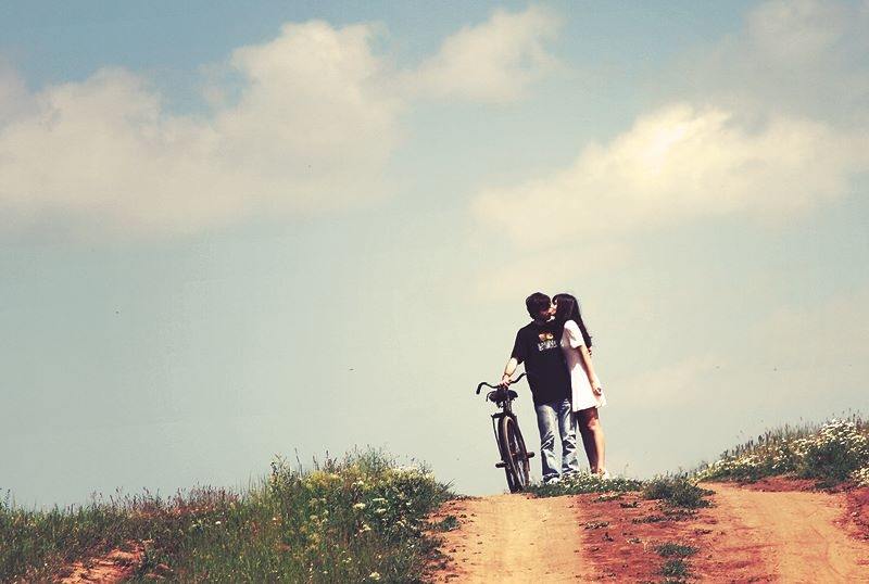 Đi cùng nhau đến cuối con đường