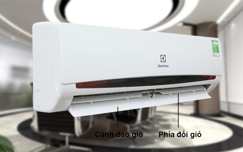 Công suất 1HP của Electrolux ESM09CRF-D4 thích hợp với những căn phòng dưới 15m2