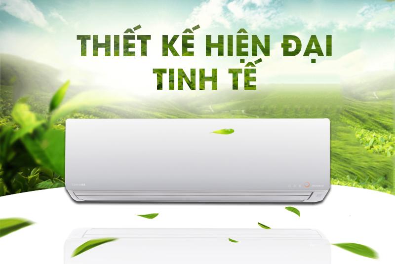 Điều Hòa Inverter Toshiba 2 Chiều Lạnh 8.500 BTU RAS-H10G2KVP-V
