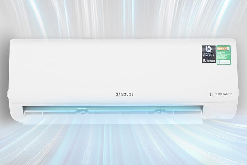 Điều hòa một chiều Samsung AR10MVFHGWKNSV