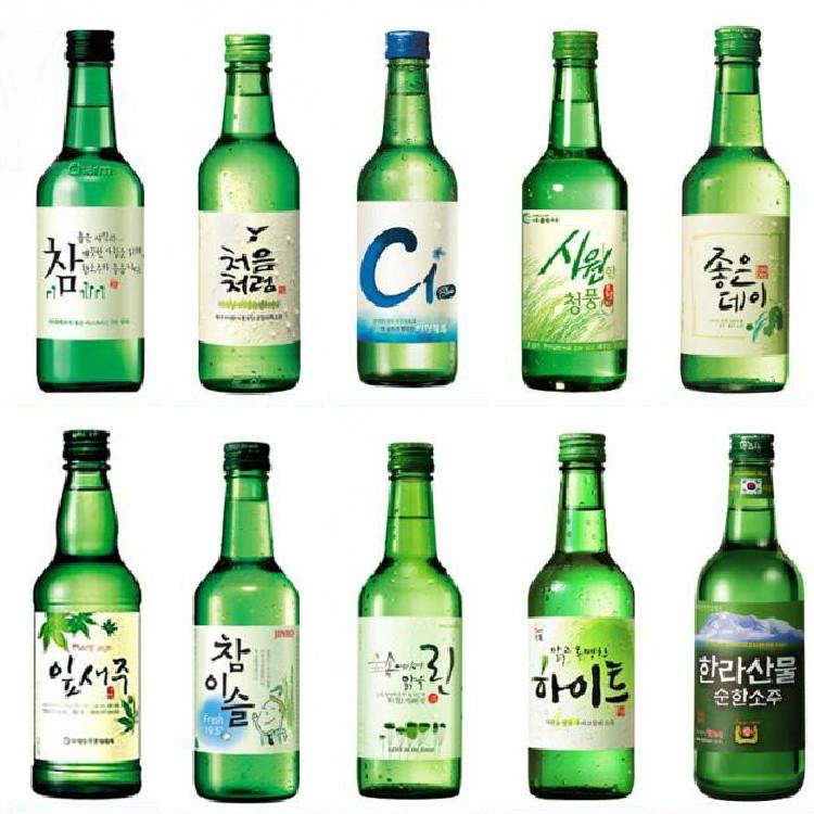 Đến Hàn Quốc mà chưa thử rượu Soju thì quả là một thiếu sót rất lớn