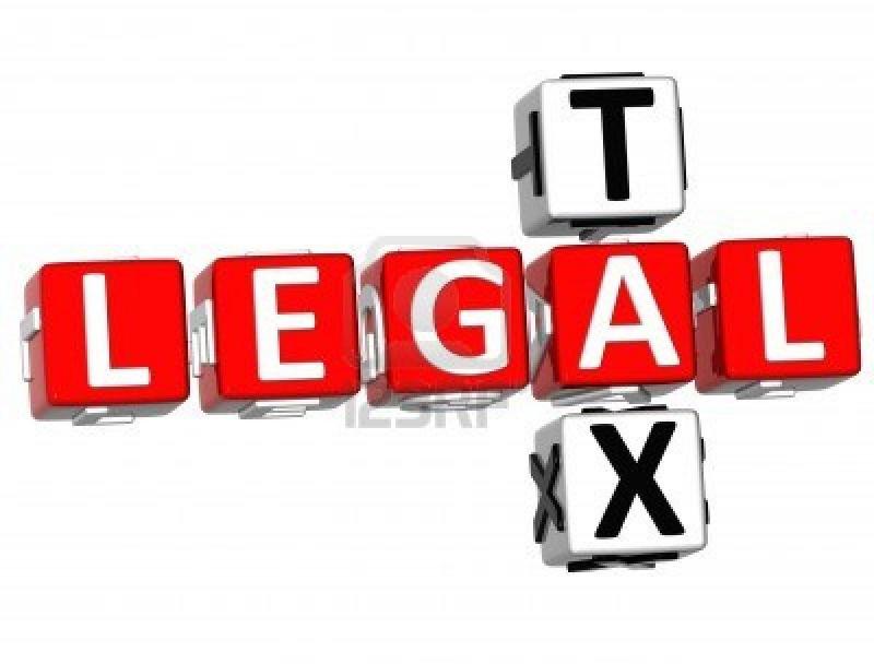 Quan tâm đến các vấn đề pháp lý và thuế