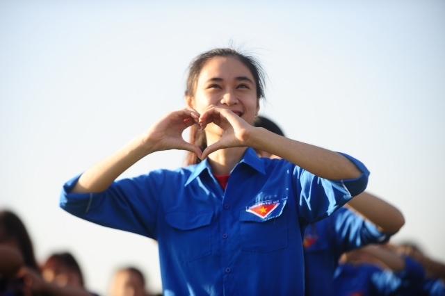 Đoàn Thanh niên Cộng sản Hồ Chí Minh luôn ở trong tim mỗi đoàn viên