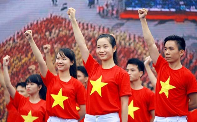 Những gương mặt trẻ của Đoàn Thanh niên Cộng sản Hồ Chí Minh