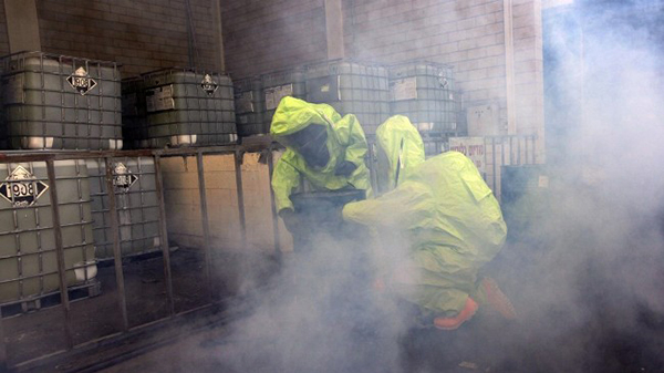 Dimethyl cadmium (CH3-CO-CH3) – Hít vào là chết