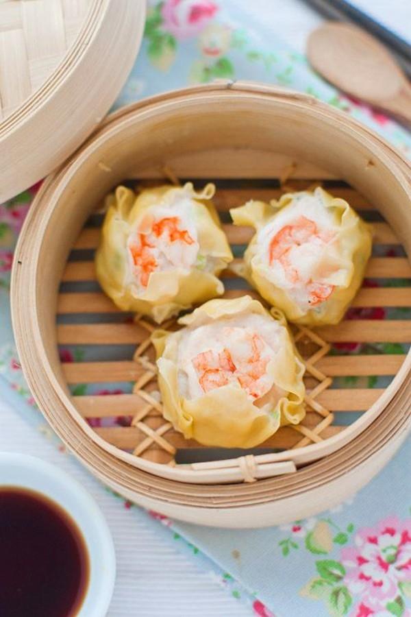 Dimsum tôm thịt Trung Hoa