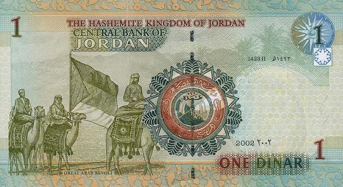 Dinar (Jordan)