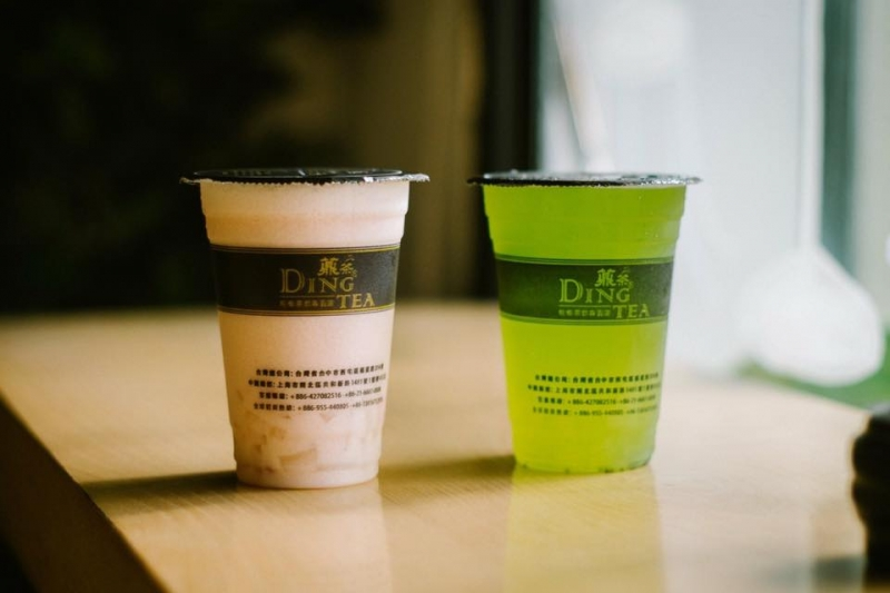 Ding Tea một thương hiệu trà sẽ được giới trẻ yêu thích