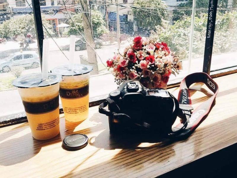 Ding Tea – 180 Cầu Giấy