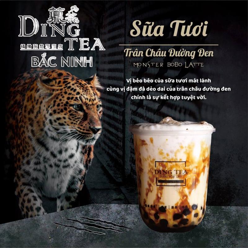 Ding Tea Bắc Ninh