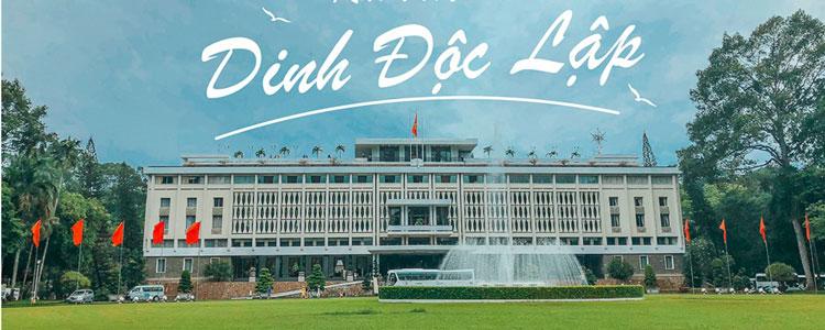 Dinh Độc Lập là công trình do người Pháp xây dựng tại thành phố Hồ Chí Minh