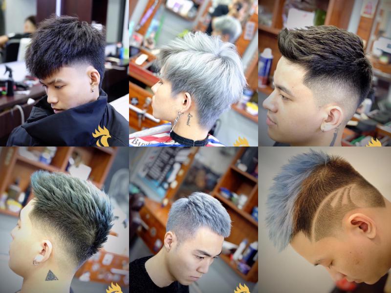 Đình Hiển Barber Shop - Tóc Nam Đẹp Hà Đông